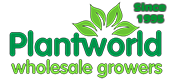 Plantworld Wholesale Plant Growers Logo